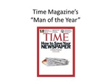 "Common Core Social Studies Lesson: ""Man of the Year"" - Pre"