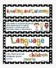 Common Core Standards Math & Language Arts 2nd Grade Black Dot