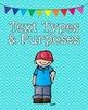 Kindergarten ELA Writing Common Core Standards Posters