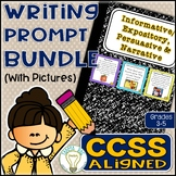 Writing Centers Writing Prompt Resource (With Pictures)