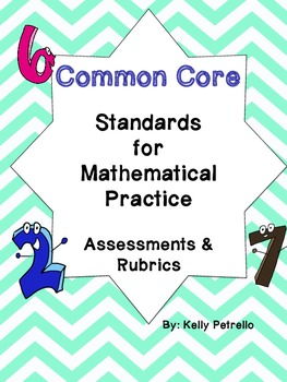 Common Core: Standards of Mathematical Practice Rubrics &