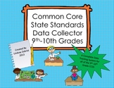 Common Core State Standards Data Tracking System 9th-10th Grade