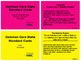 Common Core State Standards Cards E/LA and Math 8th Grade