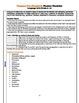 Common Core Student Checklist W/QUIZLET ACADEMIC VOCABULARY CARDS