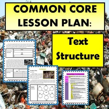 Common Core: Text Structure