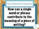 Unpacking Common Core Standards: 6th Grade Reading Essenti