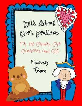 Word Problems for February