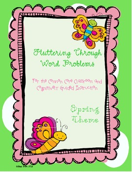 Word Problems for Spring