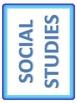 Common Core Word Wall: 4th Grade Social Studies