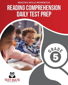 Common Core Worksheets: Reading Comprehension, Daily Test