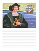 Common Core Writing For Christopher Columbus