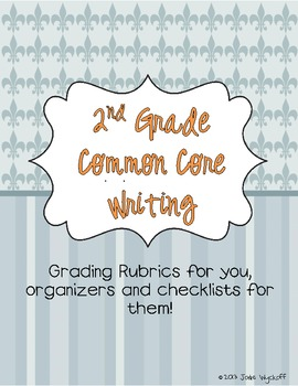 2nd Grade Writing Pack