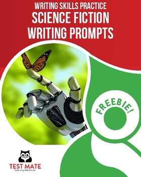 Common Core Writing: Science Fiction Writing Prompts