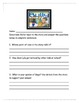 Common Core/Character Ed. Reading Response Activities