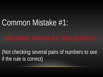 Common Mistakes When Working with Function Tables and Rules