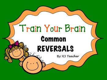 Common Reversals