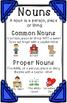 Common and Proper Noun Anchor Chart