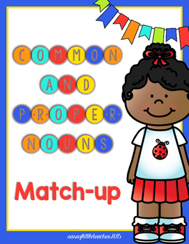 Common and Proper Noun Matchup
