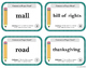 Common or Proper Nouns Task Cards