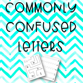 Commonly Confused Letters