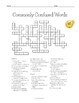Commonly Confused Words Crossword Puzzle