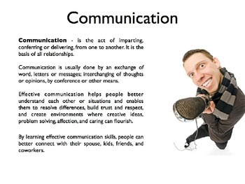 Communication PowerPoint