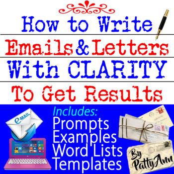 Communication Skills: Emotional Emails > Write Words that