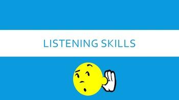 Listening Skills Lesson
