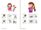 Communication Symbol More Verb Phrase Practice Set 2_ AAC_Autism