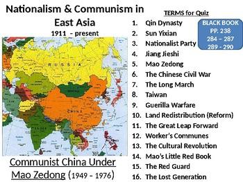 Communism in China: Mao's Communist Revolution