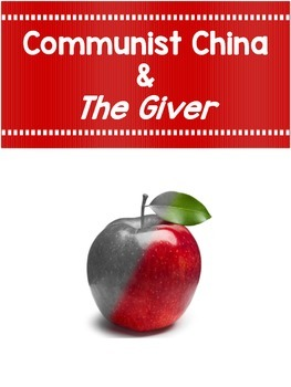 Communist China & The Giver Activity