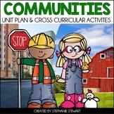 Communities Unit (Urban, Rural, Suburban)