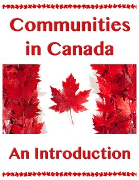 COMMUNITIES IN CANADA // Past // An Introduction // Social