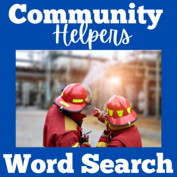 Community Helpers Activity | Community | Community Helpers