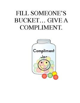 Community Builder - Compliment Jar