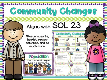 Community Changes 2.3