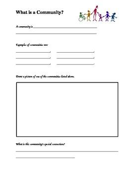 Grade 2 Social Studies: Community