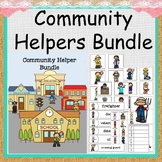 Community Helpers Bundle #1