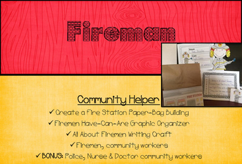 Community Helper: Fireman