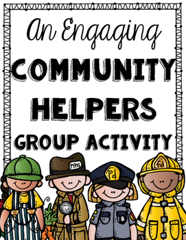 Community Helper Group Activity