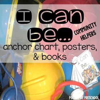 Community Helper Posters