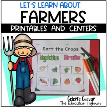 Farmers:Community Helper