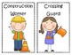 Community Helpers Bundle- Posters, Discussion Cards, Game,