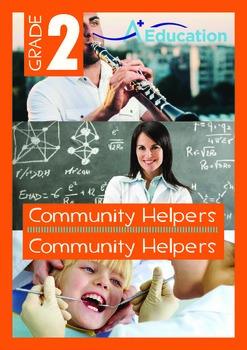 Community Helpers - Community Helpers (II) - Grade 2
