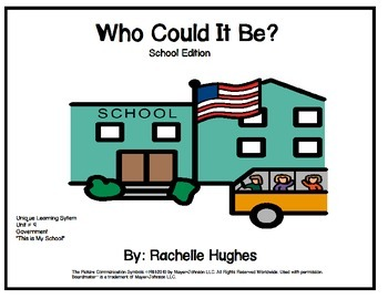 Community Helpers Interactive Story