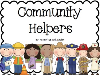 Community Helpers Literacy Unit