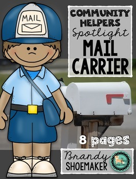 Community Helpers: Mail Carrier