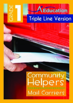 Community Helpers - Mail Carriers (with 'Triple-Track Writ
