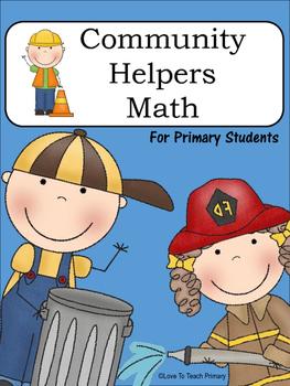 Community Helpers Math