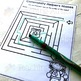 Community Helpers Maze Activities